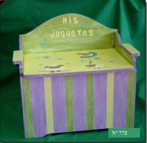 772 juguetero asiento infantil