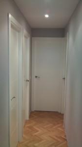 Instalación de puertas de paso