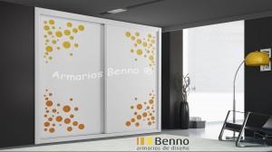 Serie Classic 103 - Perfil Blanco Panel Pantografiado