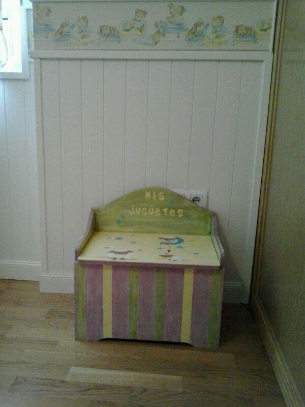 Friso para habitación infantil